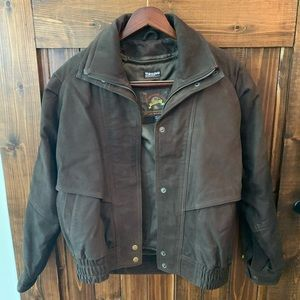 Wilson's Leather Bomber Jacket Thinsulate M